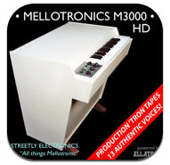 Mellotron For iPad
