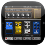 Digitech iPad App