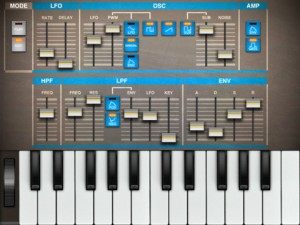Epic Synthesizer Screenshot