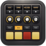 Fingerlab DM1 Drum Machine For iPad