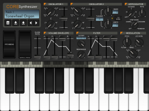 Core Synth HD Free iPad Synth