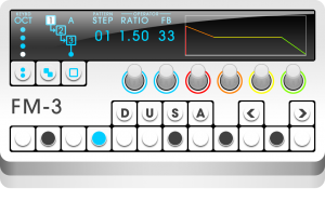 Rhythm Studio FM Synthesizer