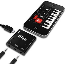 iRig Midi Interface For iOS Devices