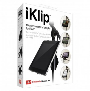 iKlip iPad Microphone Clip