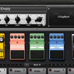 iPB-Nexus Guitar Effects For iPad