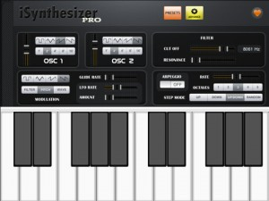 Free Synth App For iPad