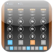 D-Pad iPad Drum Machine