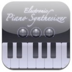 Electronic Piano Synthesizer For iPhone