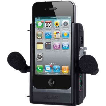 Stereo Mic Feild Recording For iPhone