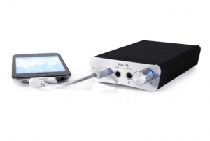 Fostex Headphone Amp For iPod and iPhone