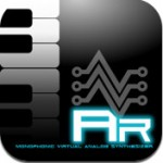 Argon iPhone Synth App