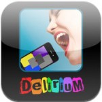 iDelirium Voice App For iPhone and iPad