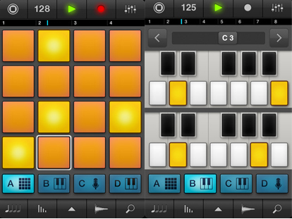 iMaschine For iPhone Screenshot