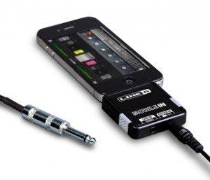 Line 6 Mobile In Guitar Interface