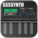 Free Synthesizer For iPhone