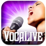 VocaLive iPad App