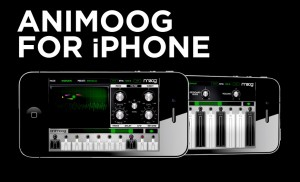 Moog Synth For iPhone