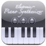 Electronic Piano Synthesizer iPad App