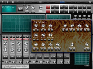 S4 drum machine for iPad