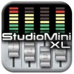 Studio Mini XL iPad Multi-Track Recorder For iPad