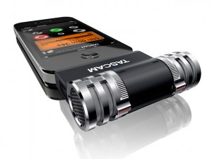 Tascam iM2 Field Recording Mic For iPhone
