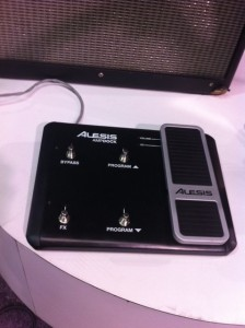 Alesis iPad Foot Pedal For Guitar