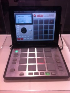 MPC Fly iPad 2 Drum Pads