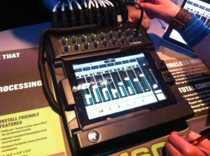 Macke DL1608 iPad Mixer