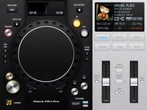 Touch CDJ For iPad Screenshot 2