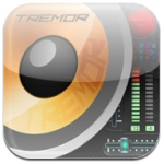 Tremor iPad Dj App