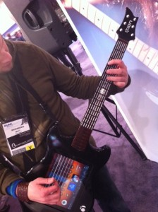 ION iPad Guitar