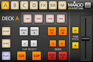 4X4 Maago Traktor App For iPhone Screenshot 1
