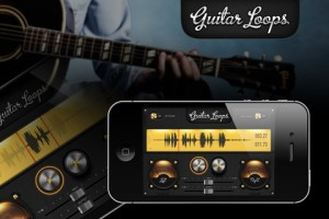 Guitar Loops iPhone App Screenshot