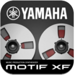 Yamaha Motif XF iPad Apps
