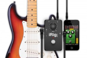iRig Stomp Box For iPhone