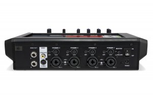 4 Channel Mixer For iPad