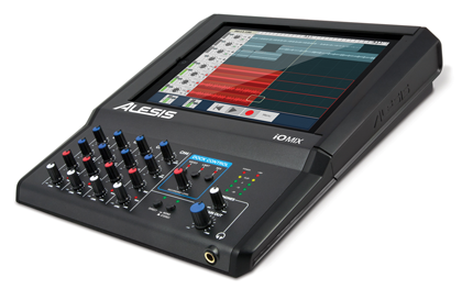 Alesis 4 Channel Mixer For iPad