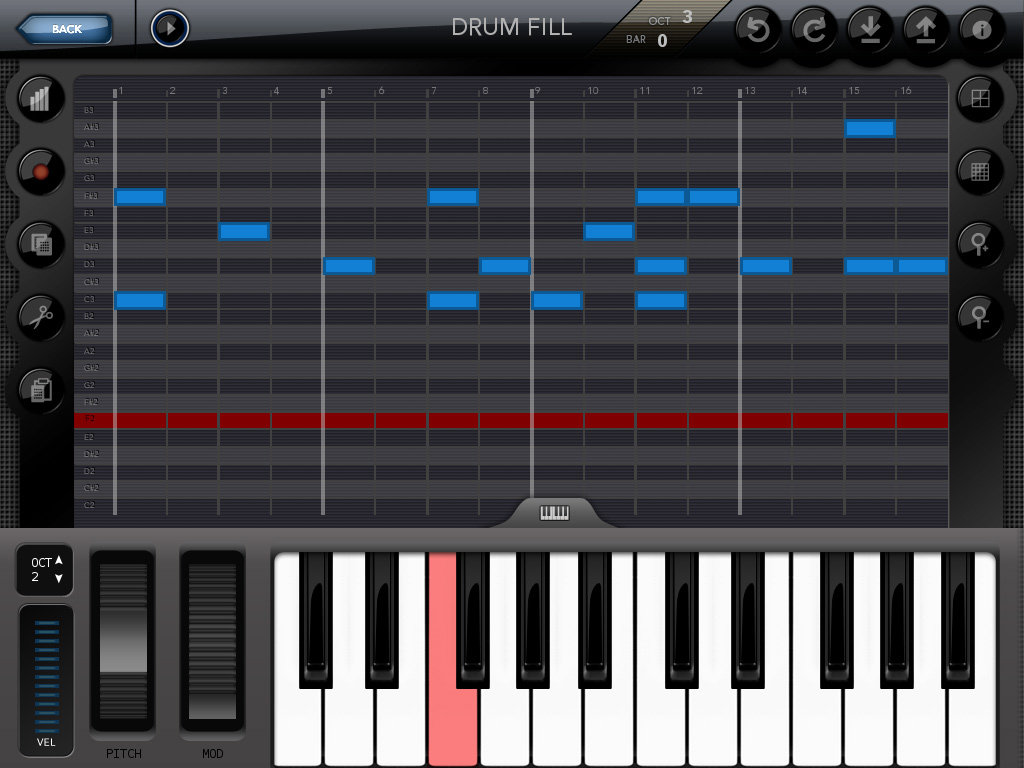 Genome Midi Sequencer Ver 2 | iPad Music Apps Blog - Music