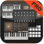 Midi Studio Control Surface App For iOS