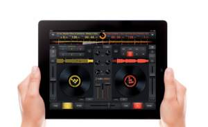 CrossDj App For iPad