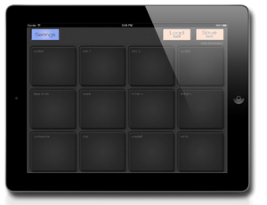 iDrumming iPad App