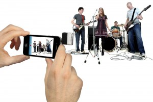 Mic Cast Micrphone For iPhone and iPod Touch