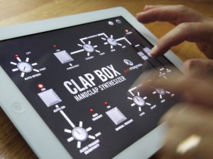 Simmons Clap Trap For iOS
