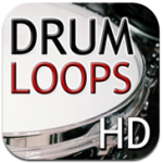 Live Acoustic Drums For iPad