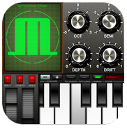 Magellan iPad Synthesizer