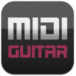 Midi Guitar App For iPad