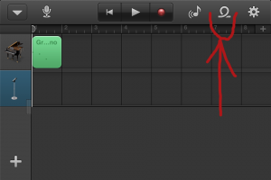 Garageband Ringtone iPhone Tutorial Step 3