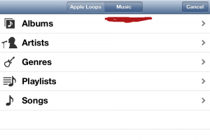 Garageband iPhone Ringtone Tutorial Step 4