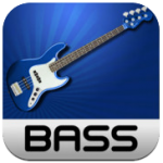 Fretless Bass For iPad