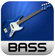 iFretless Bass App For iPad